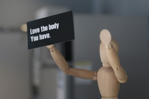 Lov the body you have